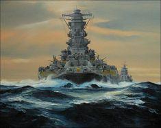 Battleship Yamato Wallpapers - Album on Imgur