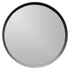 This mirror comes in a set of 5 - other available image on website shows how it would look great in LR on wall to right of door and left of couch Black Round Mirror, Round Mirrors, Circle Mirrors, Mirror Set, Dream Apartment, Find Furniture, 5 D, New Homes, Diy Projects