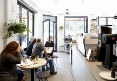 A new Alexandria cafe with excellent pedigree.