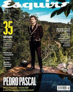 2019 - Esquire Spain - Photo Shoot - Pedro Pascal