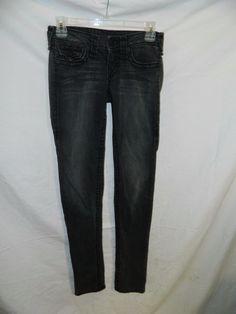 True Religion Jeans, Skinny, JULIE SUPER T, Size 24 INV#0116 #TrueReligion #SlimSkinny