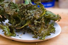 Kale Chips by Savour Fare