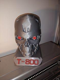 """""""T-800 print, 200 microns layer height, great job !"""" -Daniel L."""