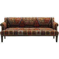 Kilim Sofa Multi, Andrew Martin
