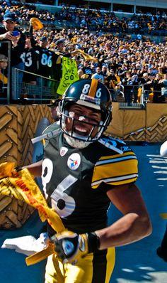 Hines Ward - Steelers