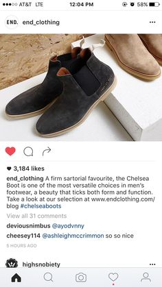 Shoe Goo, Chelsea Boots, Take That, Footwear, Men, Clothes, Shoes, Fashion, Outfits