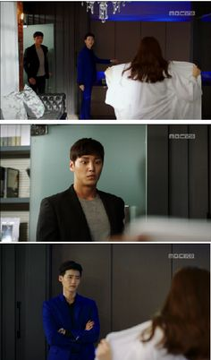 captainjoongki: There are two types of people in this world… W – Two Worlds #korean #drama