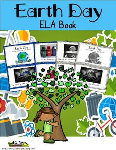 S.O.L. Train: Moments That Count in the Classroom: How to Get More Out of Your Earth Day Centers: Read about some fun centers. This is an ELA/Song that comes in color for you to read and black and white for the kiddos to highlight Earth Day words.