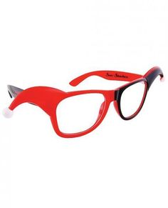 3d317c2397c6 Harley Quinn DC Comics Sunglasses Eye Glasses Mask Gift Halloween Sun  Staches  Sunstaches  Mask