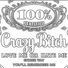 quote coloring pages for grown ups words * quote coloring pages for grown ups _ quote coloring pages for grown ups words _ quote coloring pages for grown ups life Coloring Pages For Grown Ups, Love Coloring Pages, Printable Adult Coloring Pages, Coloring Books, Skull Coloring Pages, Coloring Canvas, Swear Word Coloring Book, Tattoo Designs, Cricut