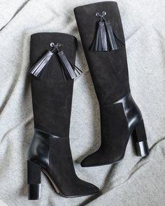 Boots design by Aquatalia.