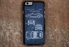 iPhone 6 Case iPhone 6 Plus iPhone 5C Case by PulsingPixelStudio
