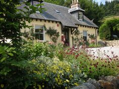 Former Lodge House to Swordale Castle - Dingwall Self Catering Cottages, Holiday Apartments, Rental Property, Home And Away, Castle, House Styles, Places, Scotland, Mom Died