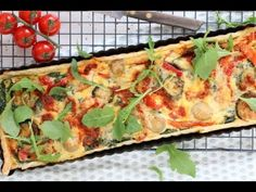 Diner Archives - Mind Your Feed Vegetable Dishes, Vegetable Pizza, Brunch Recipes, Dinner Recipes, Vegetarian Recipes, Healthy Recipes, Healthy Food, Savoury Baking, Italian Recipes
