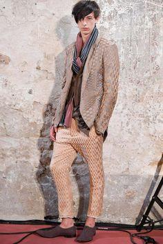 Haider Ackermann Spring 2015 Menswear Fashion Show