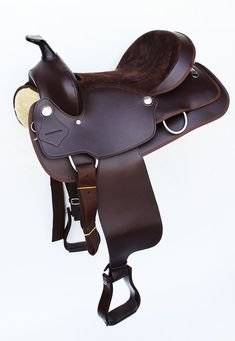 Western Cordura Trail Barrel Pleasure Horse Saddle Bridle Tack Brown 4988 for sale online Western Horse Tack, Horse Barns, Horse Stalls, Horse Training Tips, Horse Tips, Synthetic Saddles, Horse Grooming, Equestrian Problems, Barrel Horse