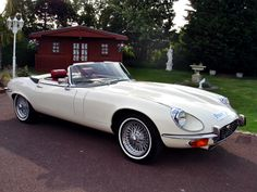 Jaguar E-Type Roadster Series 3