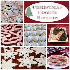 Christmas Cookies from recipesfoodandcooking.com