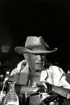 Pablo Picasso, Café Senequier, Saint-Tropez