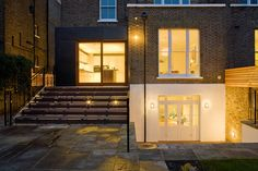 Basement extension project in Highbury Hill - Gregory Phillips #basementextensions