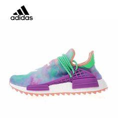 6fcb95ae8e95 Adidas Originals Hu Trail  Holi Pack  x Pharrell Running Shoes Adidas Human  Race
