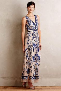 Willowpark Maxi Dress - anthropologie.com