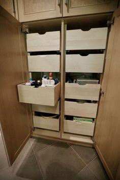 Bathroom Closet Organization By Showcase Kitchens U0026 Baths!