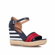 emery by tommy hilfiger - women shoes sandals espadrilles Women's Shoes Sandals, Wedge Shoes, Boat Shoes, Shoe Boots, Heels, Trendy Womens Shoes, Womens Shoes Wedges, Tommy Hilfiger Shoes, Tommy Hilfiger Women
