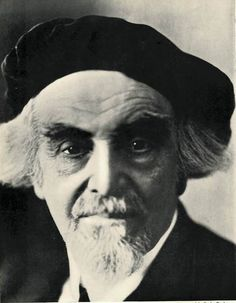 Nikolai Berdyaev (the picture is reproduced in various works including the English translation of his 'essay in autobiography', Dream and Reality (London, 1950) British Library 010790.i.84.)