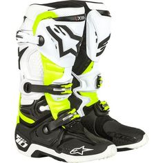 Alpinestars Tech-10 Boots - D71 Special Edition