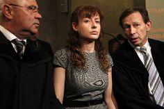"""Az egyik legkegyetlenebb, hidegvérű gyilkosként tartják számon a 38 éves nőt, aki """"Fagyis gyilkosként"""" vált ismertté. Az asszony két férfival végzett, majd feldarabolta a holttesteket. Estibaliz Carranza 2012 óta él a rácsok mögött, de most ő lesz Ausztriában az ..."""