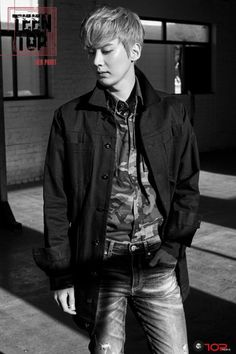 TEEN TOP's Changjo, Niel and Chunji are looking cool in 'Red Point' individual images | allkpop.com