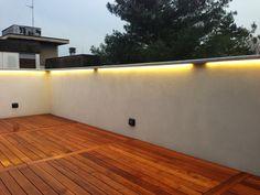 una cucina illuminata in modo moderno grazie alle barre led | Barre ...