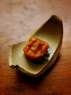 Umeboshi (Japanese pickled plum)