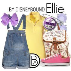 Ellie. For Halloween? @pookars2