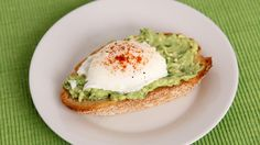 Avocado Toast with Poached Egg Recipe - Laura Vitale - Laura in the Kitchen Episode 596