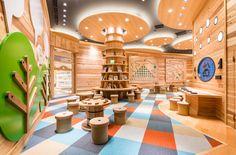 浜北スイーツ・コミュニティ【nicoe】 playground082(プレイグラウンドおやつ) [静岡]   空間デザイン事例   JDN