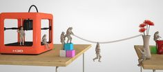 The 3D printer for your home that's blowing up Kickstarter -Cool Mom Tech #3DPrinting #Manufacturing #STEM