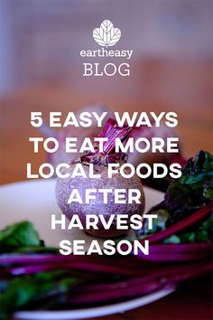5 Easy Ways to Eat M