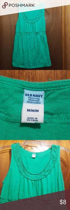 Maternity top Green maternity top old navy maternity Tops