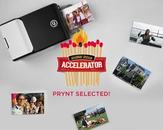PRYNT SELECTED AS A FINALIST FOR 2016 SXSW ACCELERATOR COMPETITION