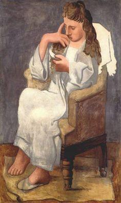 olga-lisant_1920.Picasso