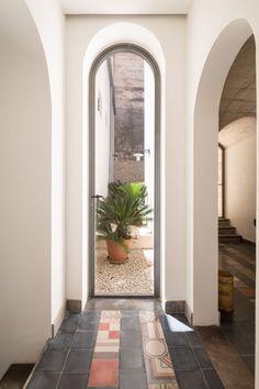 Casa CSR è un palazzo nobiliare sito nel centro storico di Ragusa in Sicilia nei pressi della Cattedrale e del Vescovado.