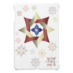 Filled With Stars - Celtic Knot - 1 iPad Mini Cases #iPadcase #iPad #celtic #celticknot