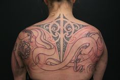 dragon design with surrounding Maori Tattoo design has been power Maori Tattoo Designs, Dragon Tattoo Designs, Dragon Design, Draw, Ink, Tattoos, Tatuajes, Sketches, Japanese Tattoos