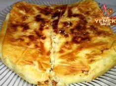 Kolay Peynirli Börek Yapımı – Tencerede Börek Tarifi – Börek Tarifleri