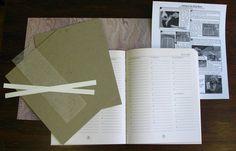 Talas - Kits & Supplies for Everyone -> Bookbinding Kits