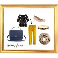 J Crew - Spring Fever     Check it out on my friend's AMAZING no-shopping blog No Rebecca For A Year