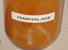 Orange Marmalade using Bread Maker Recipe from justapinch.com
