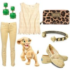 Disney character movie outfits princess polyvore Gurl clothing